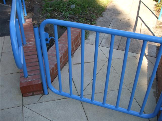 Gates And Railings In Metal In Poole And Bournemouth