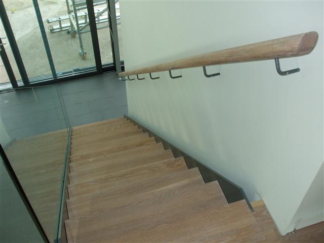 Handrails In Oak